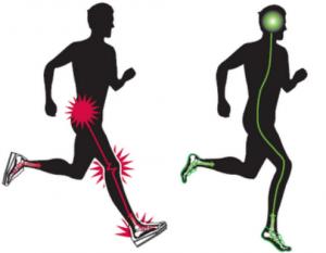 как правильно бегать чтоб похудеть