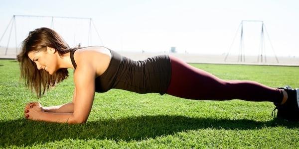 упражнение планка1