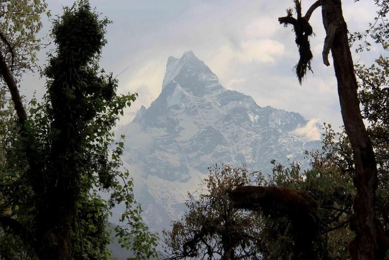 Гора Маччапучаре