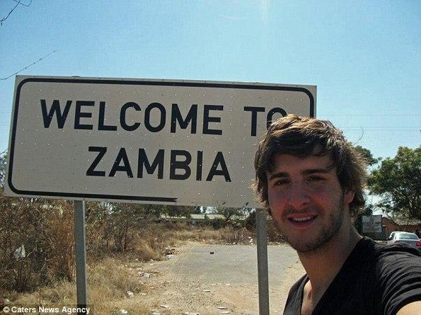 24-летний британец за 5 лет посетил все 196 государств