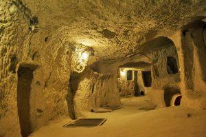 6 Самых странных подземных сообществ