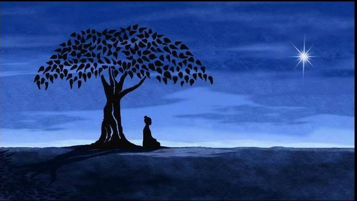 Буддийский притчи