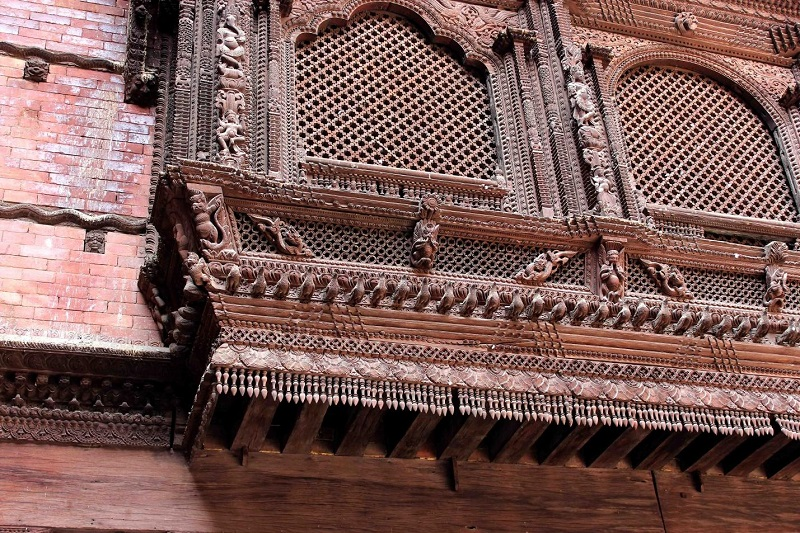 Королевский дворец на площади Дурбар