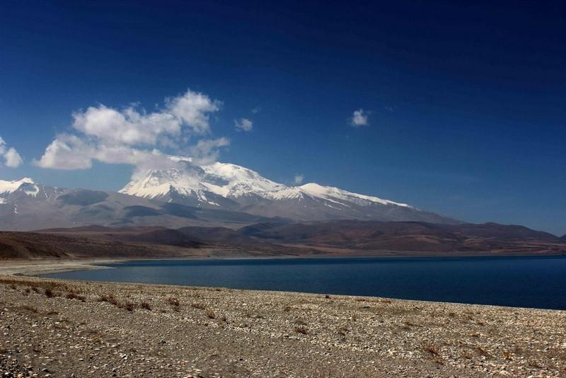 Озеро Ракшас и 7 тысячник Гурла Мандата Химал