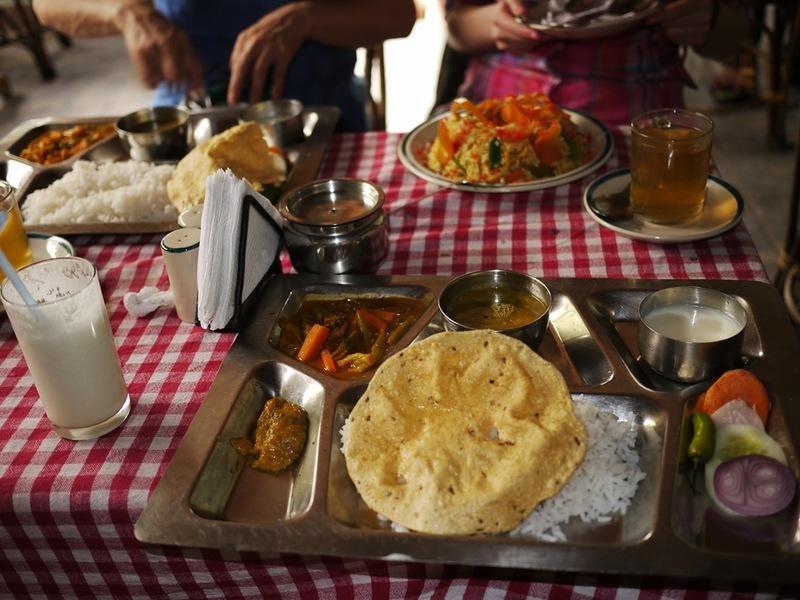 Так выглядит долбат – национальная еда непальцев.