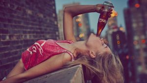 Что случится, если пить только газировку?