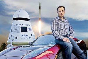 Илон Маск. Tesla и SpaceX