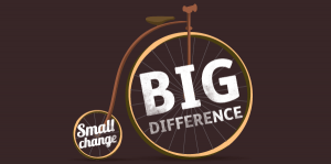 Маленькие изменения - большая разница